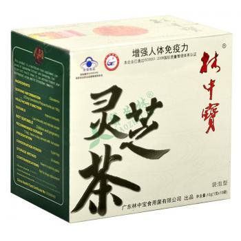 林中宝牌灵芝茶
